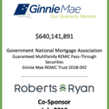 Government National Mortgage Association July 2018
