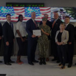 R&R Receives Patriot Award from ESGR - August 9, 2019
