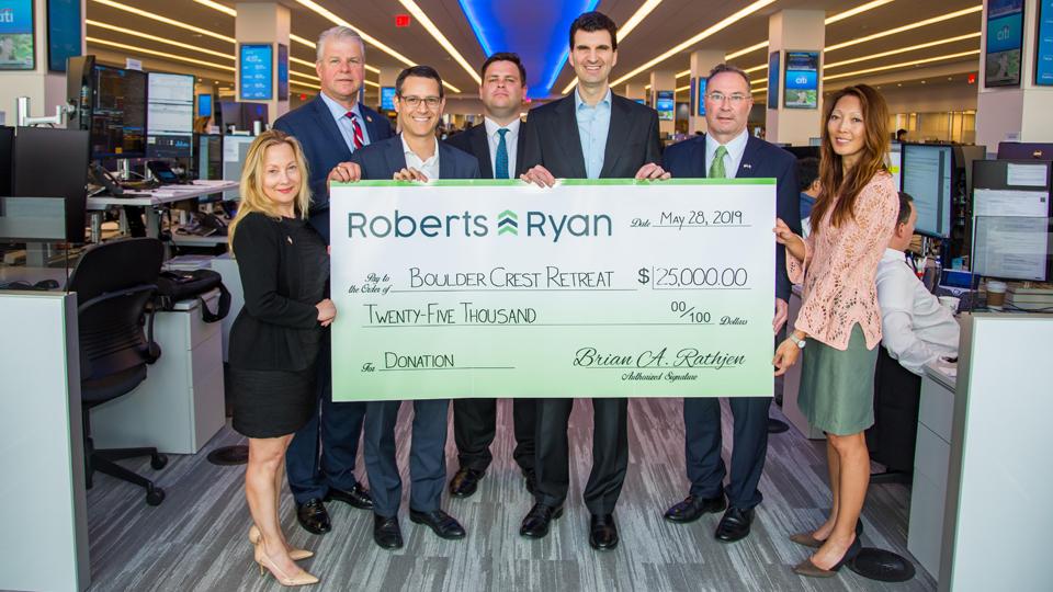 Citi Hires Roberts and Ryan