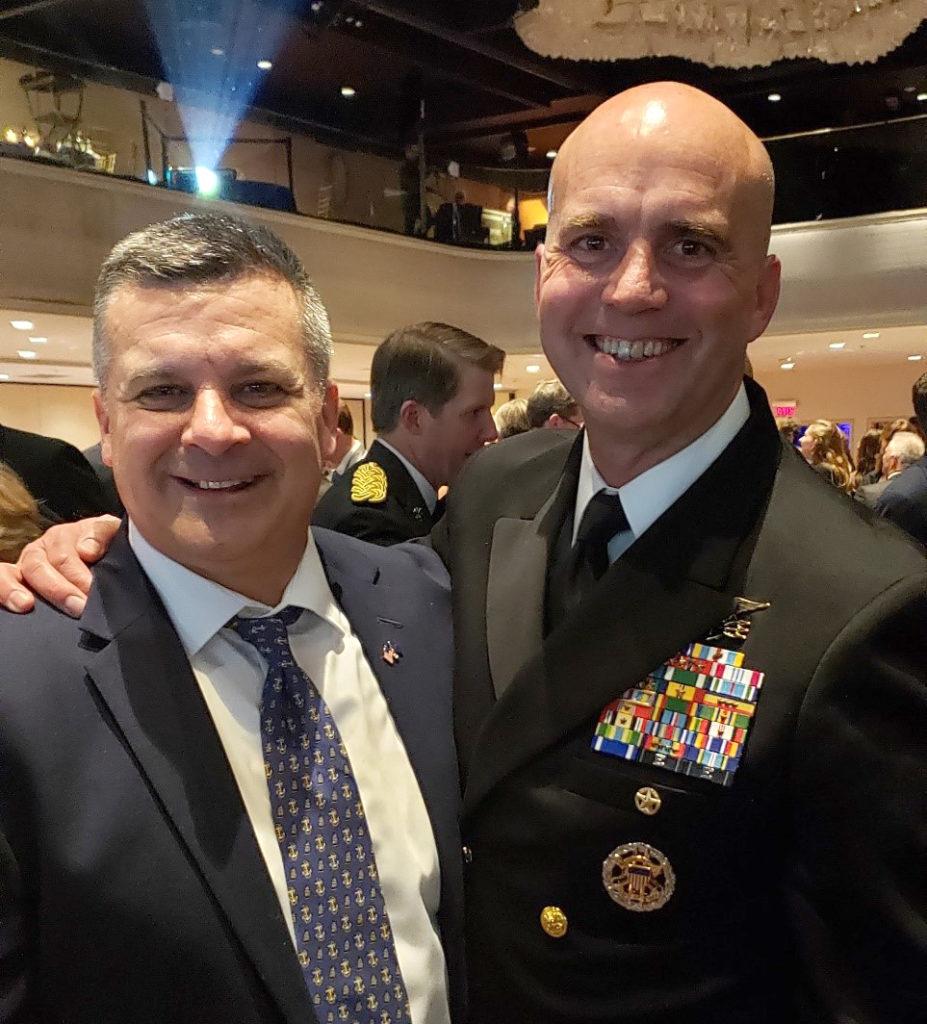 Navy Seal Gala