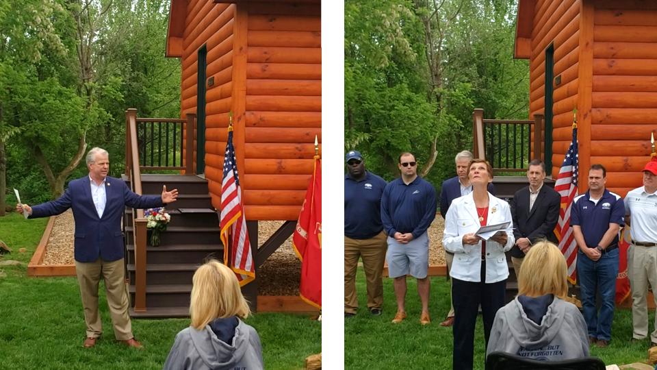 Boulder Crest Treehouse Dedication