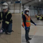 PPE Donations to Consolidated Carpet - May 2020