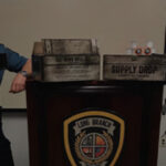 Long Branch Police Department Donation - May 24, 2020
