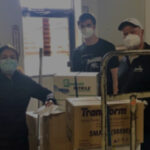 Citi PPE and Black Rifle Coffee Donations in Long Island - April 2020