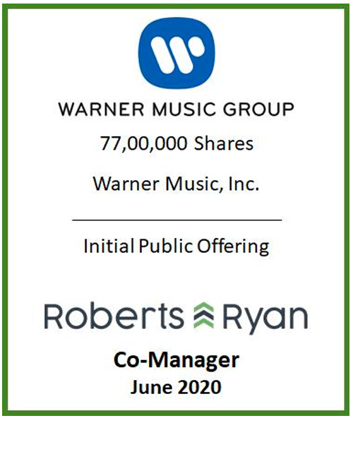 Warner Music Froup