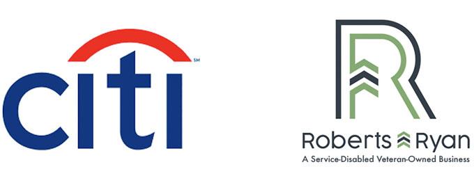 Citi and Roberts & Ryan logos