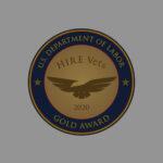 Roberts & Ryan Awarded HIRE Vets Medallion - November 11, 2020